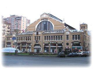 Бессарабский рынок