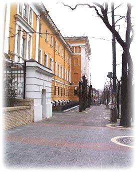 корпус киевского национального университета им. Т.Г.Шевченко