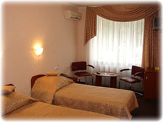Отели в Киеве недорого для двоих