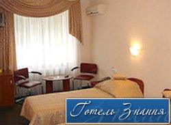 Отели в центре Киева и стоимость номера